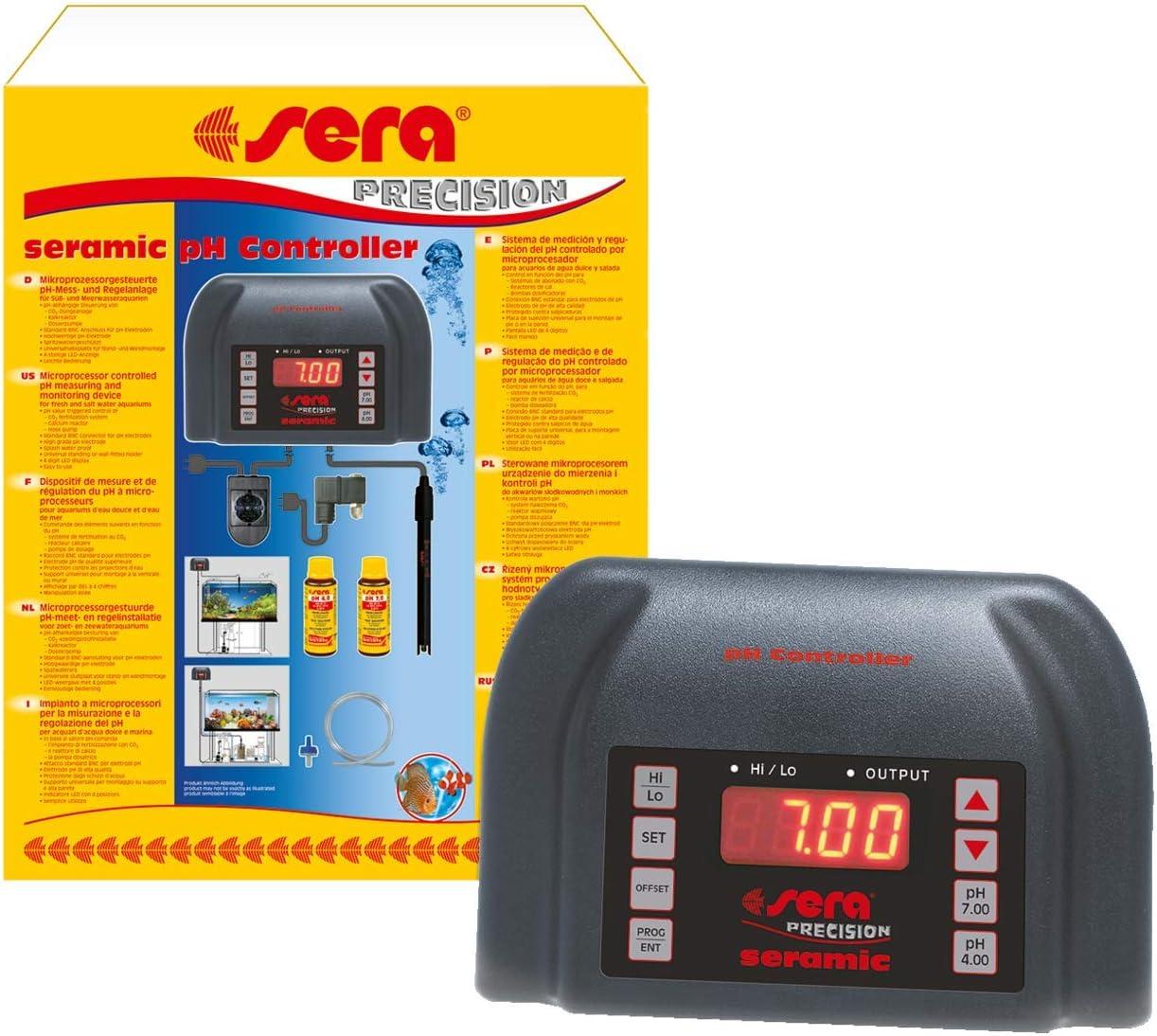 Controlador de pH seramic.