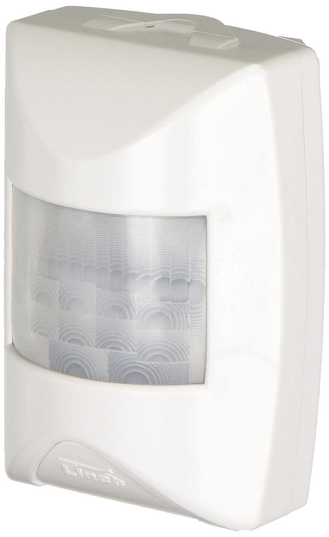 Detector volumétrico Via hilo universal de interior, función AM y Warning, blanco, 1497DTP100: Amazon.es: Bricolaje y herramientas