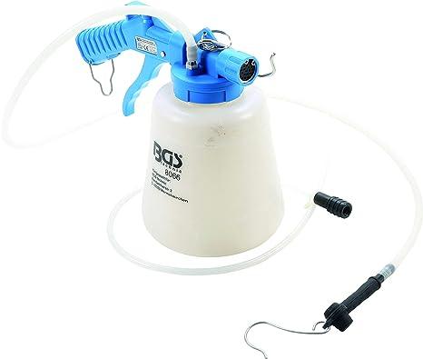 BGS Druckluft-Bremsenentlüfter (Arbeitsdruck 6-12 bar, Einmannbedienung, für Kupplungssysteme geeignet) 8066
