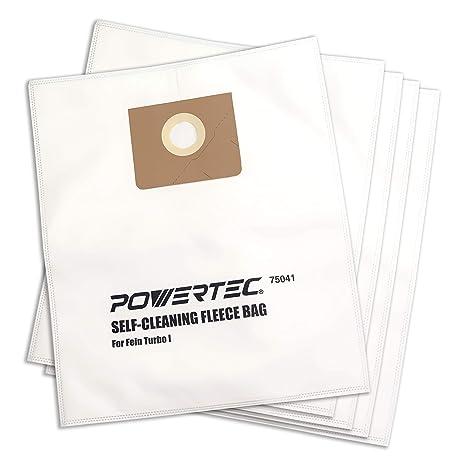 Amazon.com: POWERTEC 75041 - Bolsa de forro polar para Fein ...