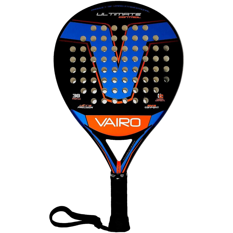 VAIRO Pala Ultimate Control (Orange - Blue): Amazon.es ...