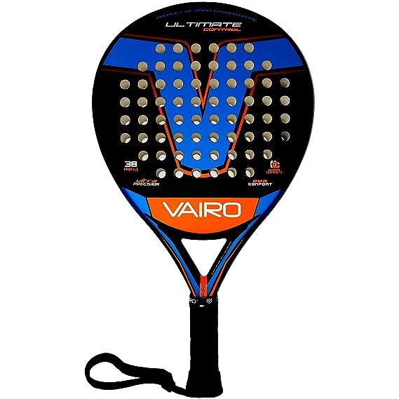 VAIRO Pala Ultimate Control (Orange - Blue): Amazon.es: Deportes y aire libre