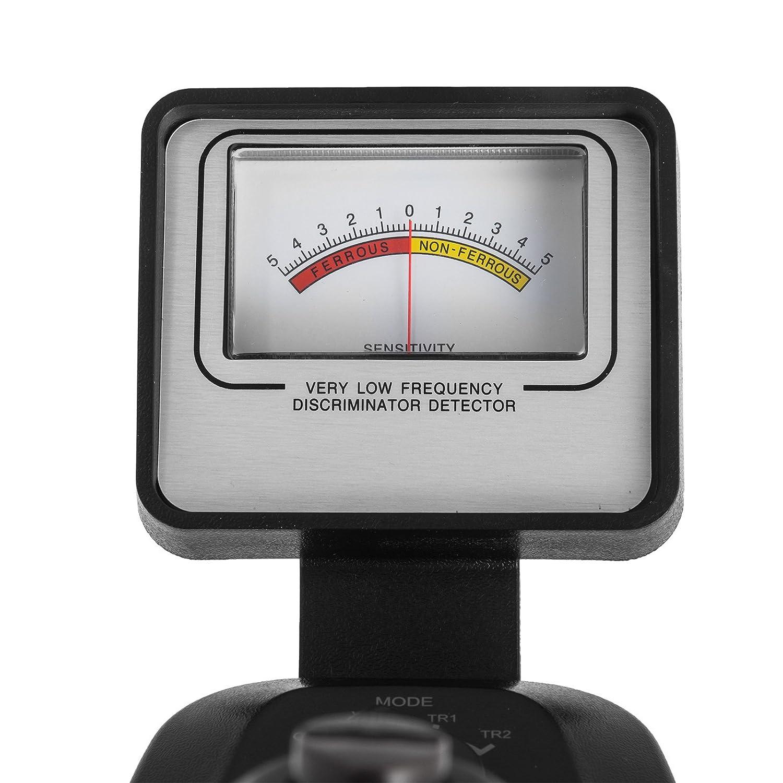 Cueffer Detector de Metales Detector de Metales Impermeable Detector de Oro Completamente Automático Kit para Detectar Objetos Metálicos Metal Detector con ...