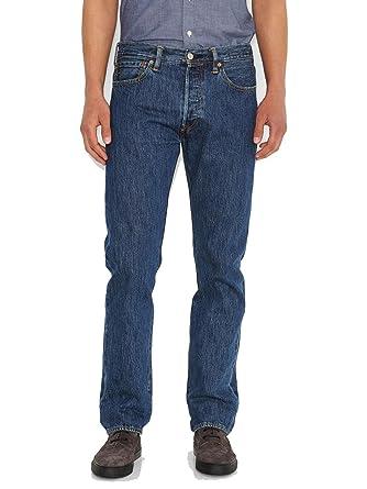 Vaqueros es Accesorios 501 Levi's Y Para Ropa Amazon Hombre Pantalones FTqdwF