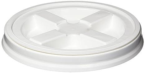 Camping Toilet Gamma : Gamma seal lid white: amazon.in: pet supplies