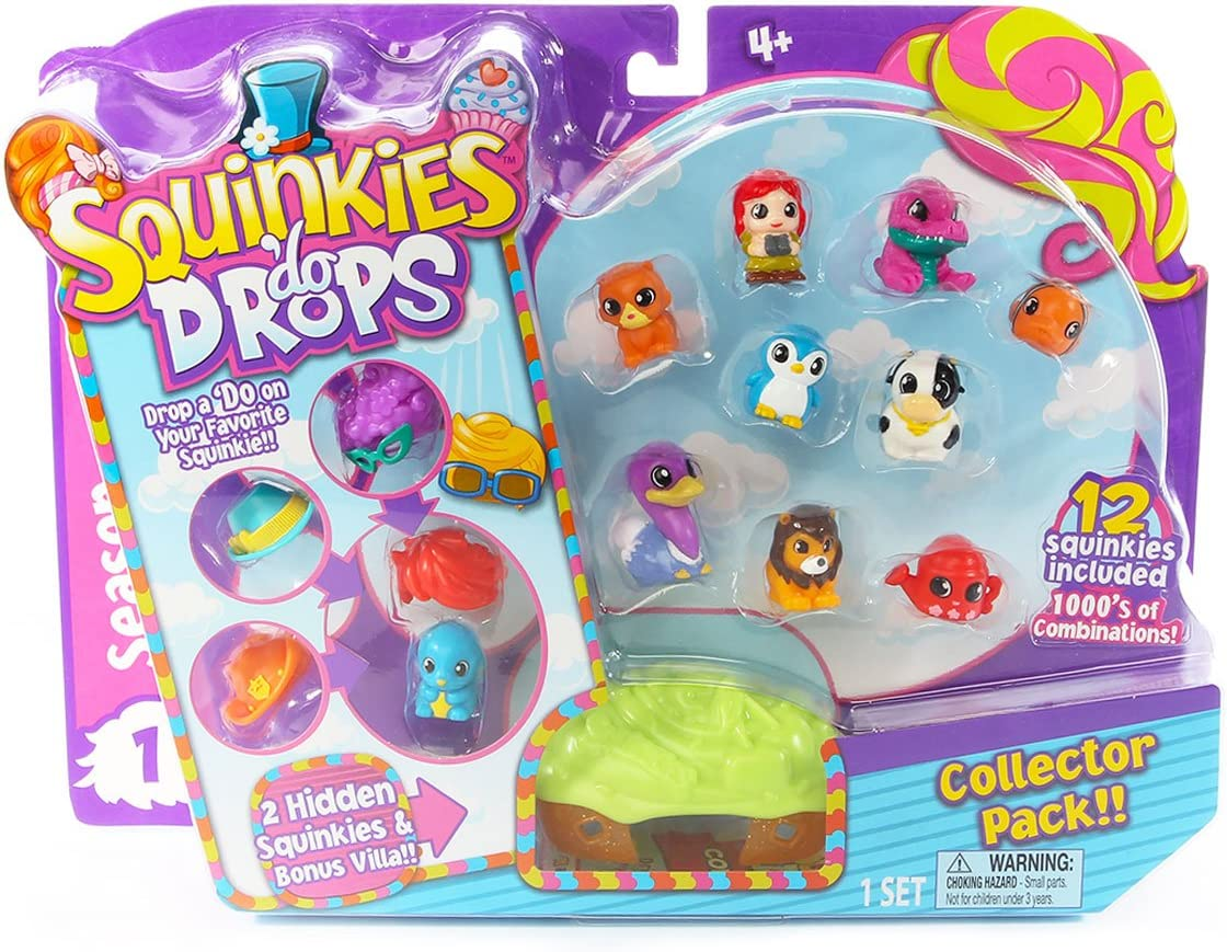 Blip Squinkies Do Drops Collector Pack  Season 1 Pack of 12  New Collectible