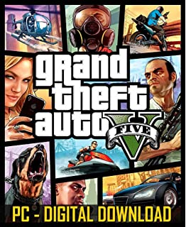 Buy Grand Theft Auto V (PC) Online at Low Prices in India | Rockstar