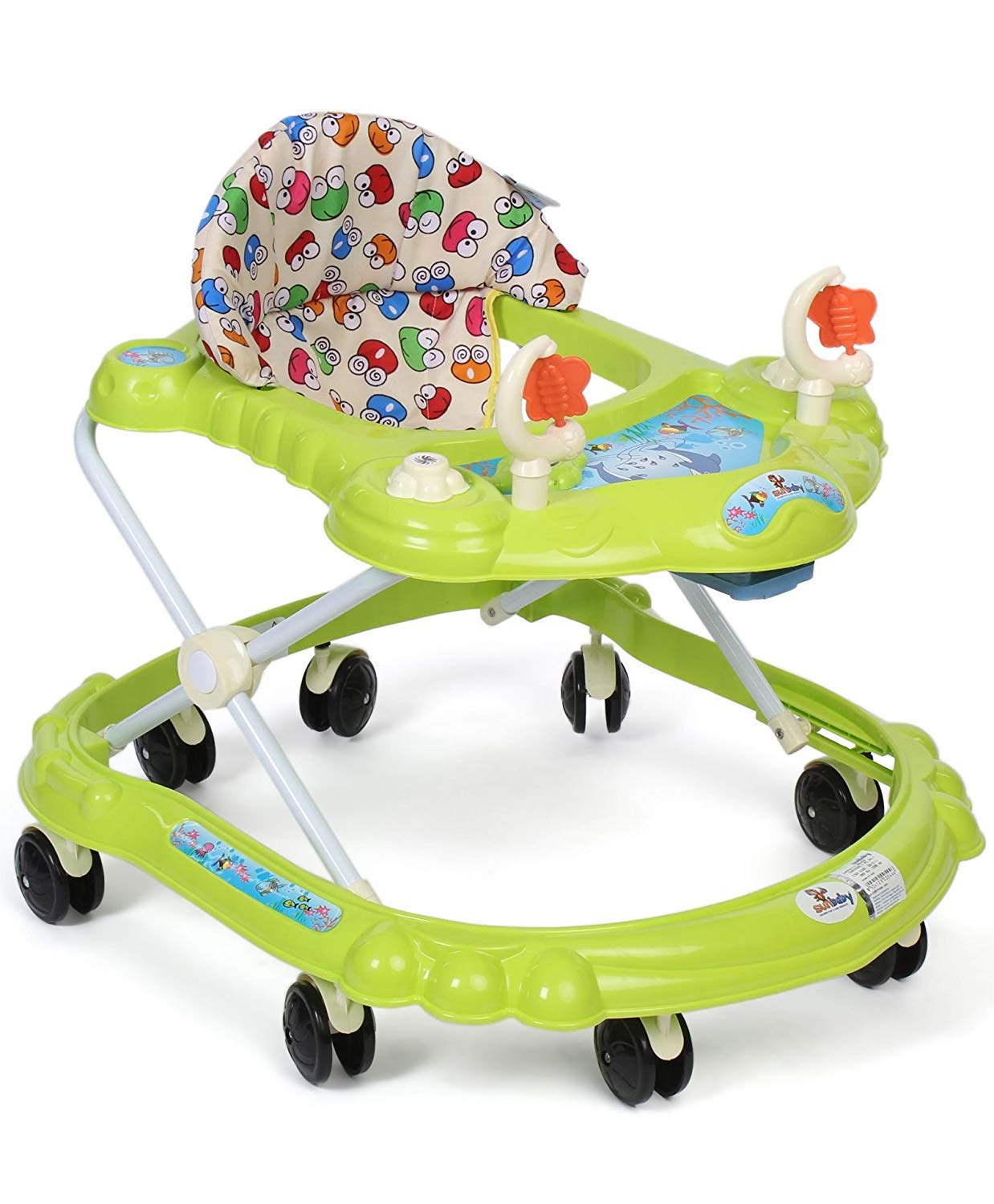 Best baby walkers with comfortable seats