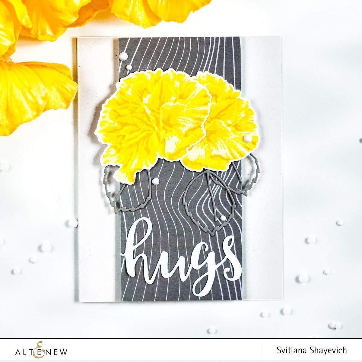 Carnation Build-A-Flower