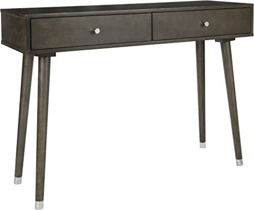 OSP Designs Console Table, Gray