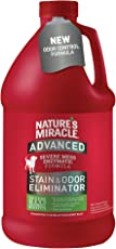 Nature's Miracle Advanced Stain and Odor Eliminator
