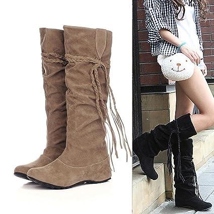 f63b685cf8 Amazon.com  Hemlock Calf Boots Womens