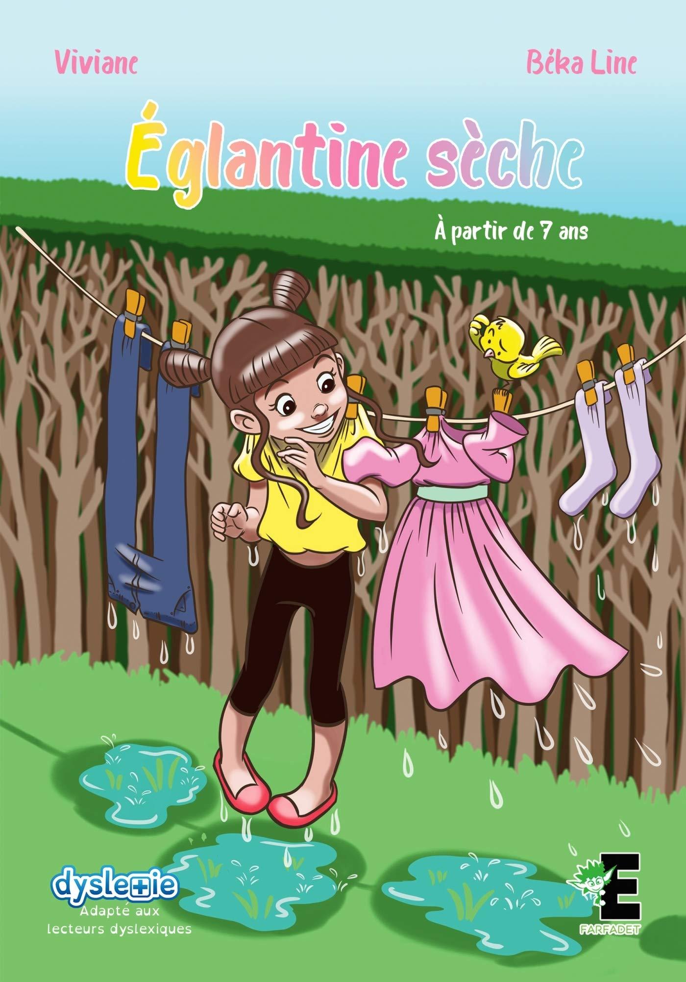 Eglantine sèche: Amazon.fr: Viviane: Livres