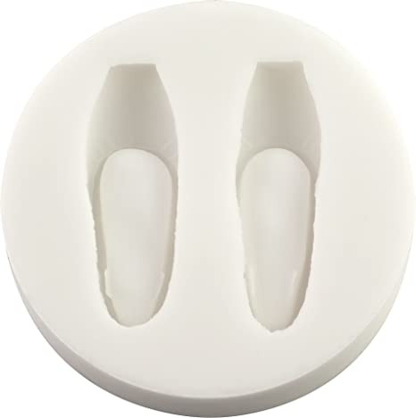 Zapatos de Ballet molde de silicona | Ballet Por FPC molde de fondant,