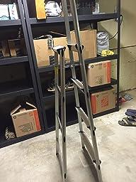 Xtend Amp Climb Ft 3 Ultra Lightweight Aluminum Stool 3