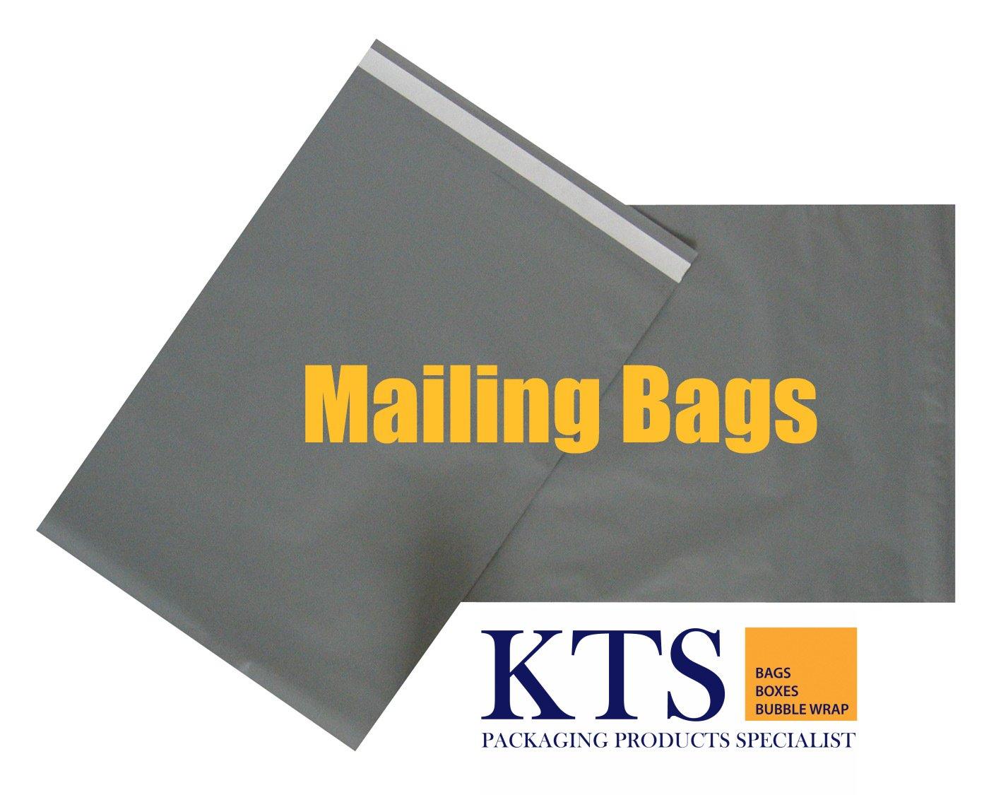 400 sacs postaux Gris 250 x x 350 mm (10 x x 14 cm-Polyéthylène-Plastique 3e8570