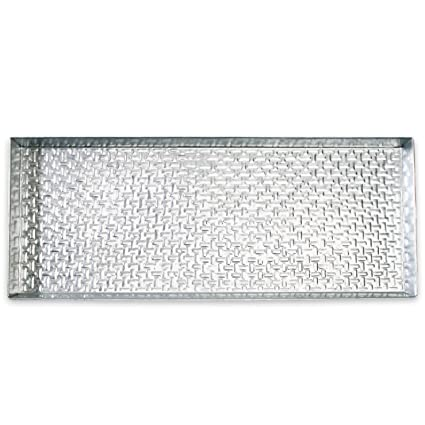 Best Amazon.com : Extra Weave USA Basketweave Pattern Metal Boot Tray  PQ25
