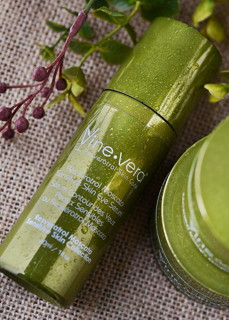 Vine Vera Reservatrol Moscato Sensitive Skin Eye Serum Buy