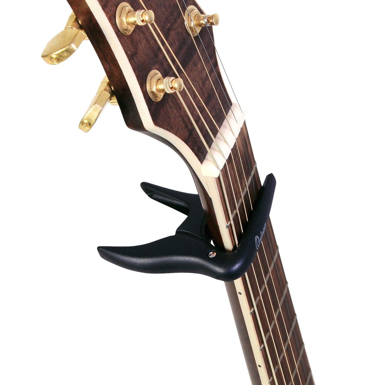 Ortega Ocapocv-Sbk - Cejilla para guitarra clásica: Amazon.es ...