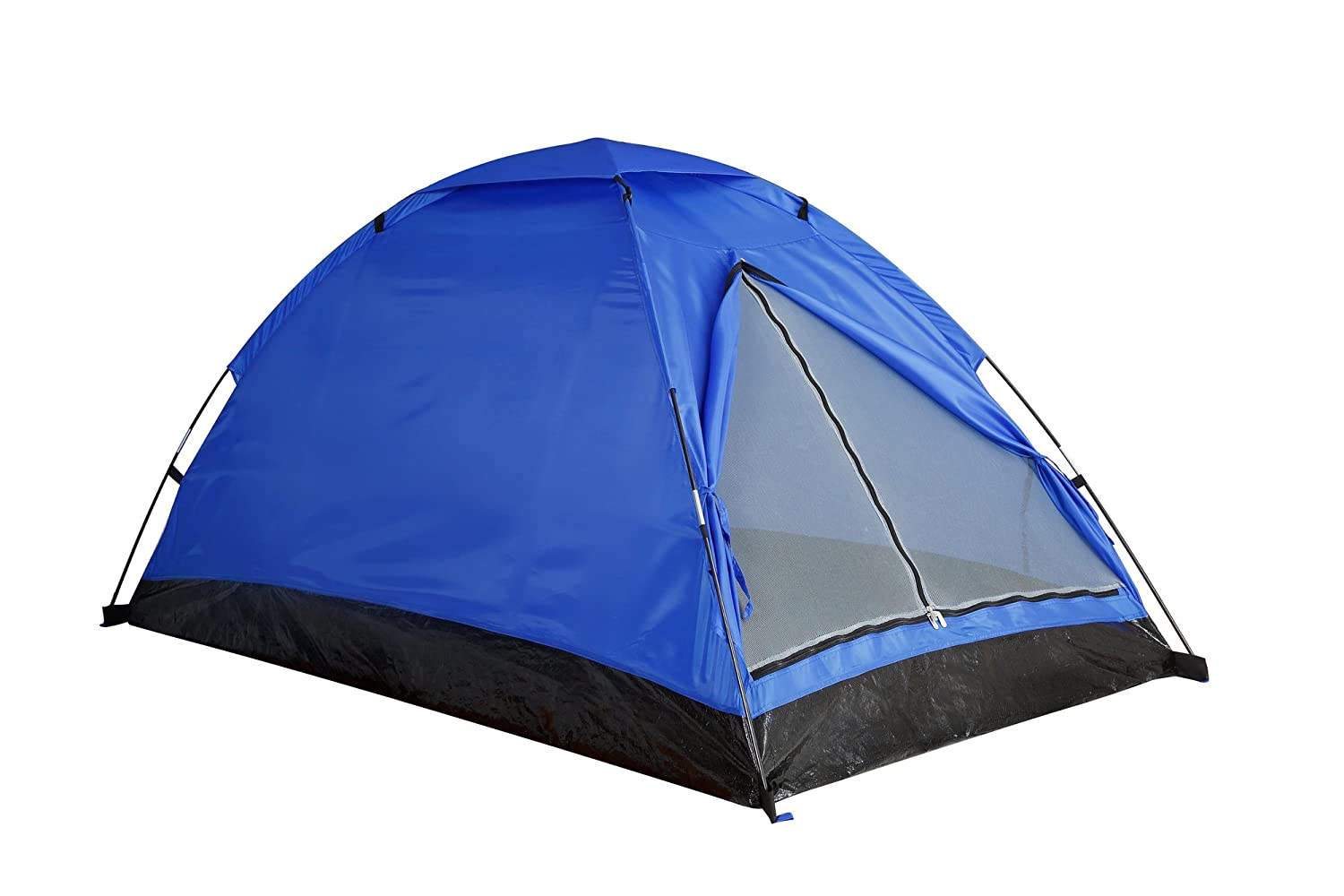 ... Family Dome Tent - 2 Person 2 Season Hiking Fishing Instant Portable Shelter w/ Easy Set-Up By Alvantor (Dark Blue 2 Person)  Sports u0026 Outdoors  sc 1 st  Amazon.com & Amazon.com : Camping Tents Outdoor Travelite Backpacking Light ...
