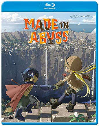 amazon com made in abyss blu ray artist not provided movies tv