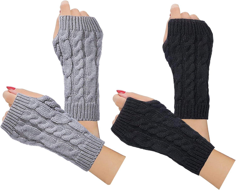 2/3 Pairs Winter Warm Knit...