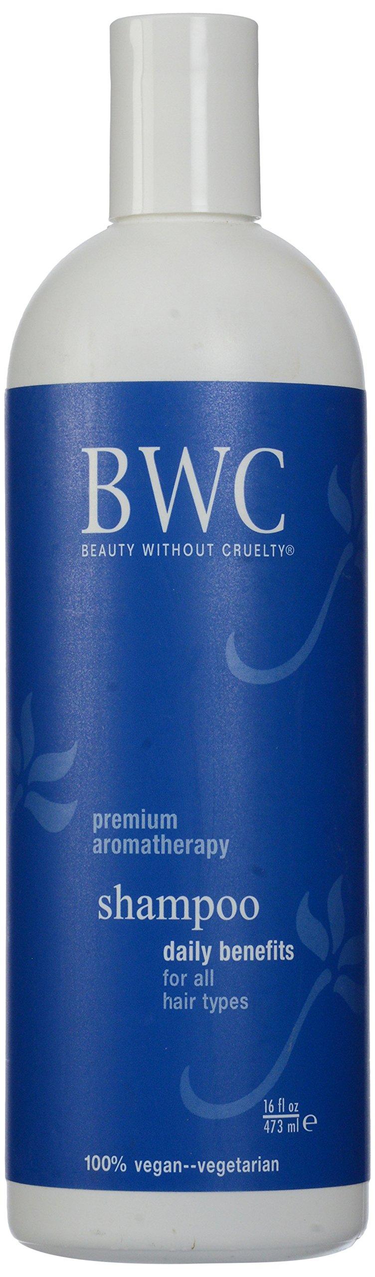 Beauty without Cruelty Daily Benefits Shampoo 16oz