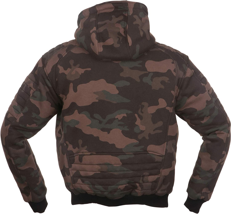 camouflage Modeka HOOTCH Herren Motorrad Textiljacke Urban