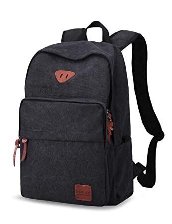 56f07898c0fd Amazon.com  Clearance Sale,Vintage Canvas Backpack