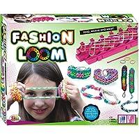 Ekta Fashion Loom Bands Jewelry Maker Kit For 5+ Year Girls/ Birthday Gift Pack For Kids