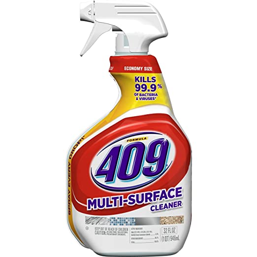 Formula 409 Multi-Surface Cleaner, Spray Bottle, 32 Ounces