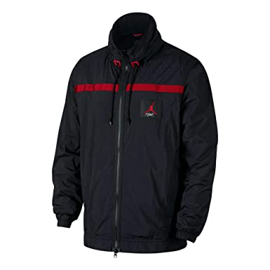 Nike Jordan Wings of Flight Windbreaker - Talla S - Chaqueta Corta Viento para Hombre - Color Negro: Amazon.es: Ropa y accesorios