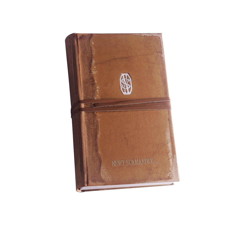 Phantastische Tierwesen Notizbuch Notizbuch Notizbuch Newt Scamander 11x18cm blanko zu Fantastic Beasts braun B01N6DQUAV | Internationale Wahl  | Schöne Farbe  | Flagship-Store  88002a
