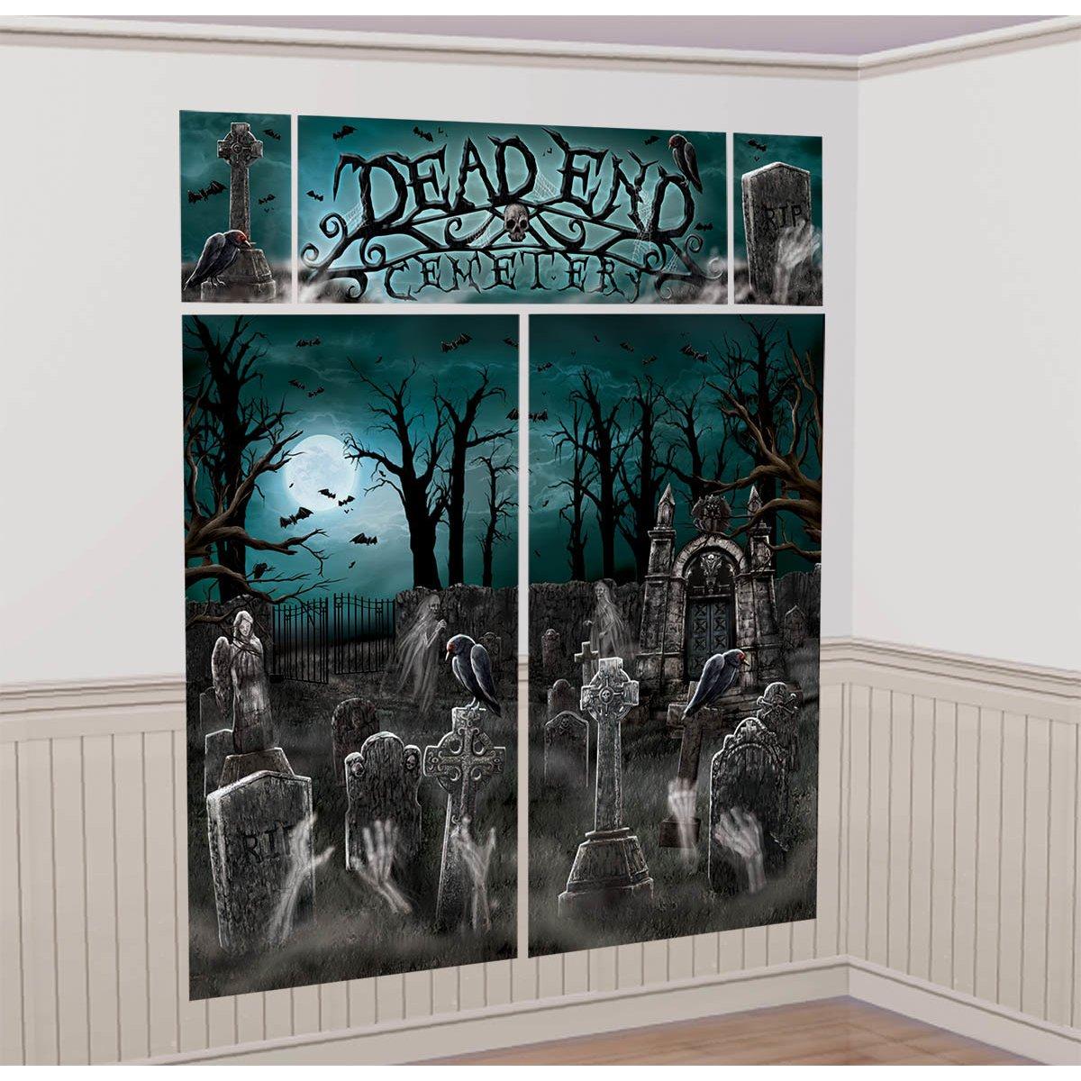 Kit de Décorations murale d'Halloween Amscan International Ltd