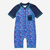 Wishere Kids Boy Girl Rash Guard Swimming Shirt UPF 30+ Baby Swimsuit