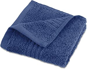 Southern Tide Home Performance 5.0 Wash Cloth, 13 x 13, Cobalt Blue