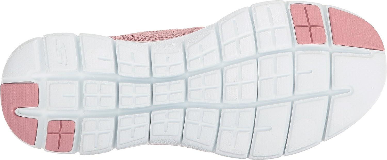 Skechers Women's Flex Appeal B(M) 2.0-Stratosphere B079MCVRHP 5.5 B(M) Appeal US|Pink 2dea8b