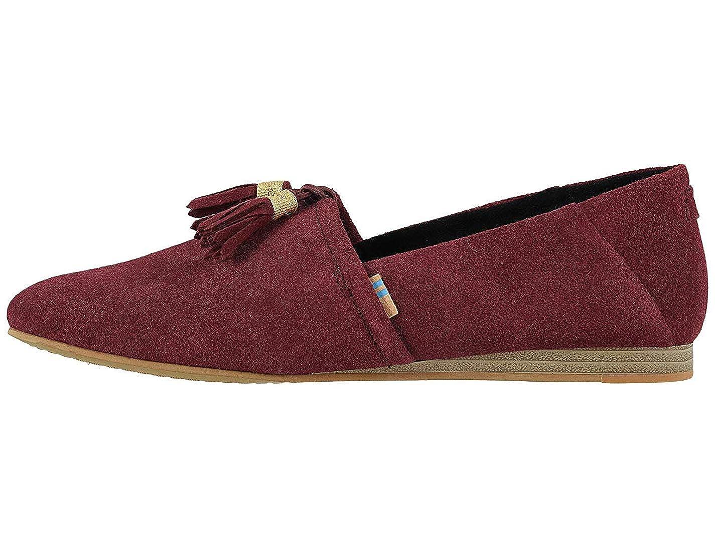 TOMS Women Kelli Raisin, Mocasines para Mujer: Amazon.es: Zapatos ...