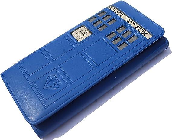 Tardis Doctor Who Wallet WALBDW01