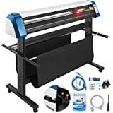 VEVOR Vinyl Cutter 53 Inch Vinyl Cutter Machine Semi-Automatic DIY Vinyl Printer Cutter Machine Manual Positioning Sign Cutti