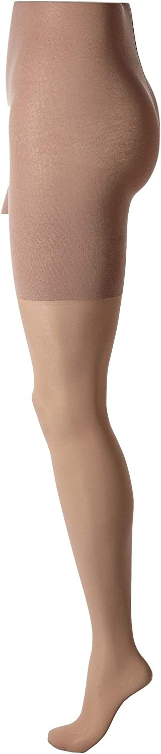 Spanx Basic Sheers Luxe Leg High Wasted Sheers Nude 1 a