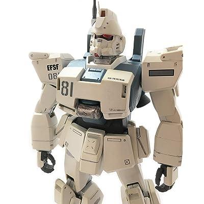 Bandai Hobby RX-79(G) EZ-8 Gundam Master Grade Action Figure: Toys & Games