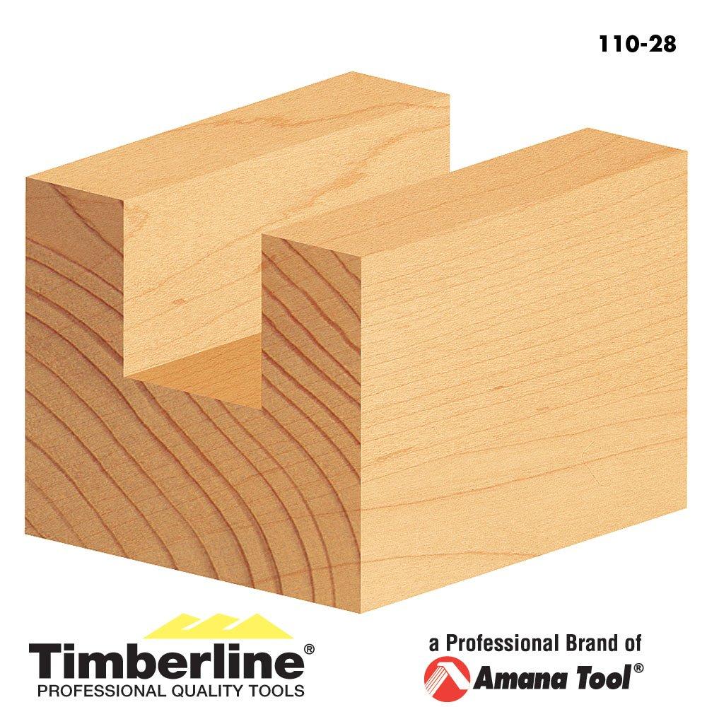 Timberline 1//2 Diameter 1//2 Shank 110-28