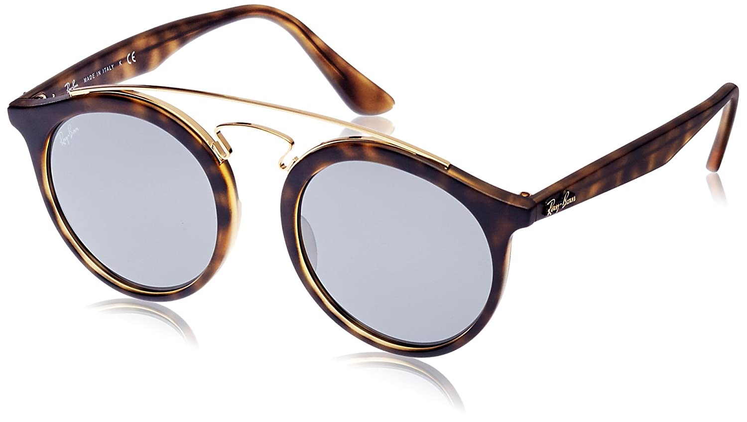 Amazon.com: RAY-BAN RB4256 49 GATSBY I: Ray-Ban: Clothing