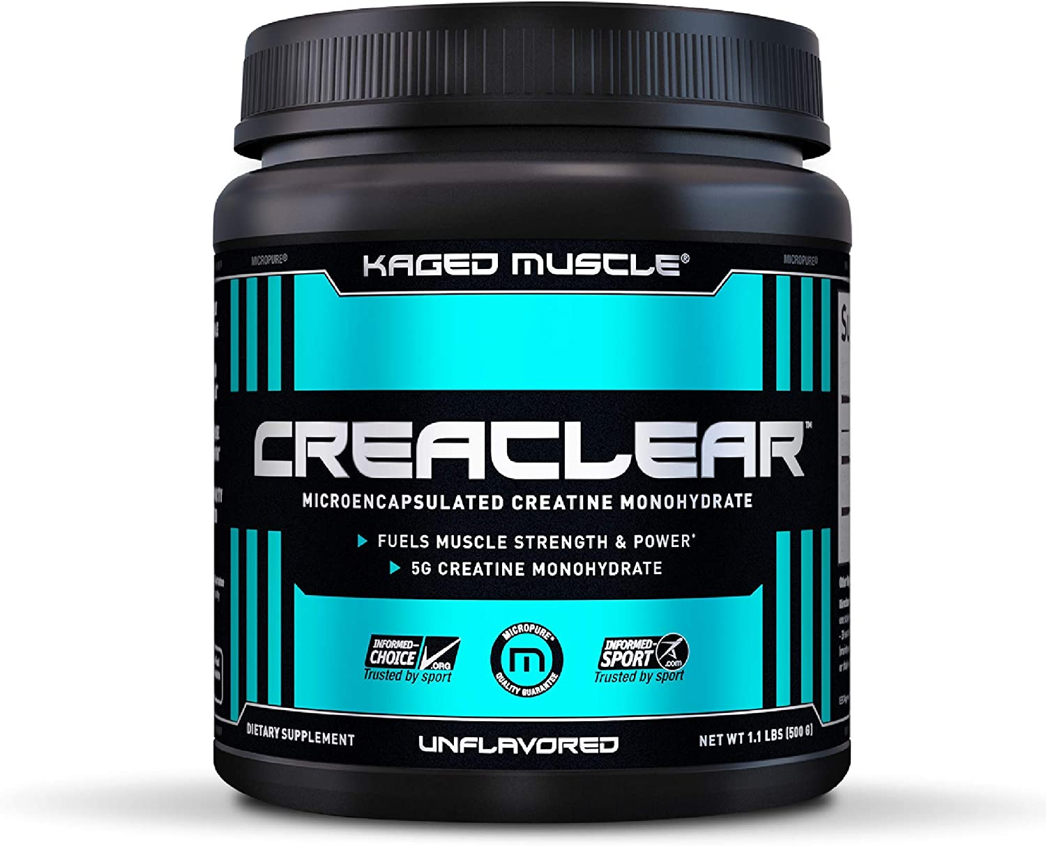 The 6 Best Creatine on the Market in 2020 [Review and Guide] 4