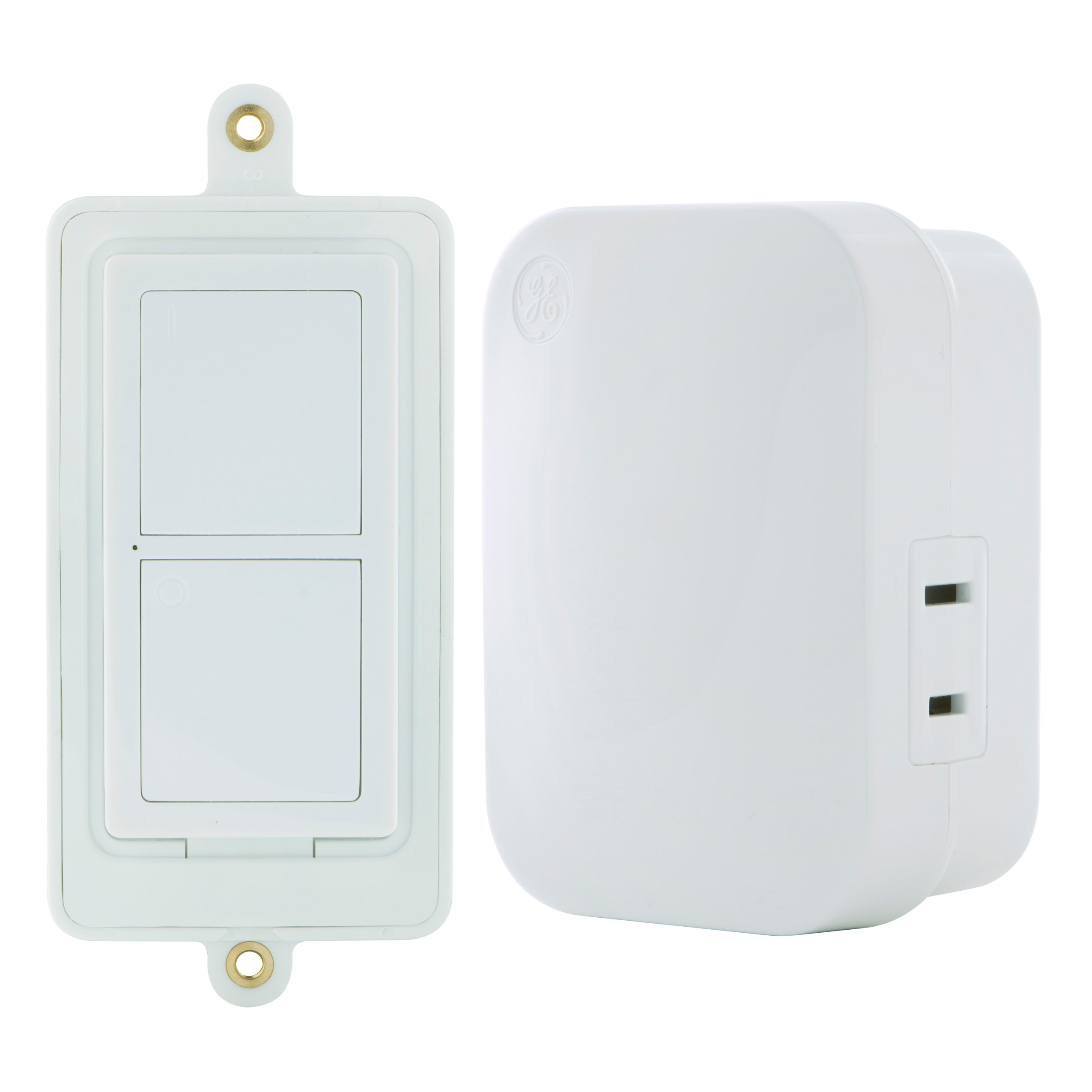 Ge Myselectsmart Wireless Remote Control Light Switch On Off 1 No Wiring Lighting Outlet 150