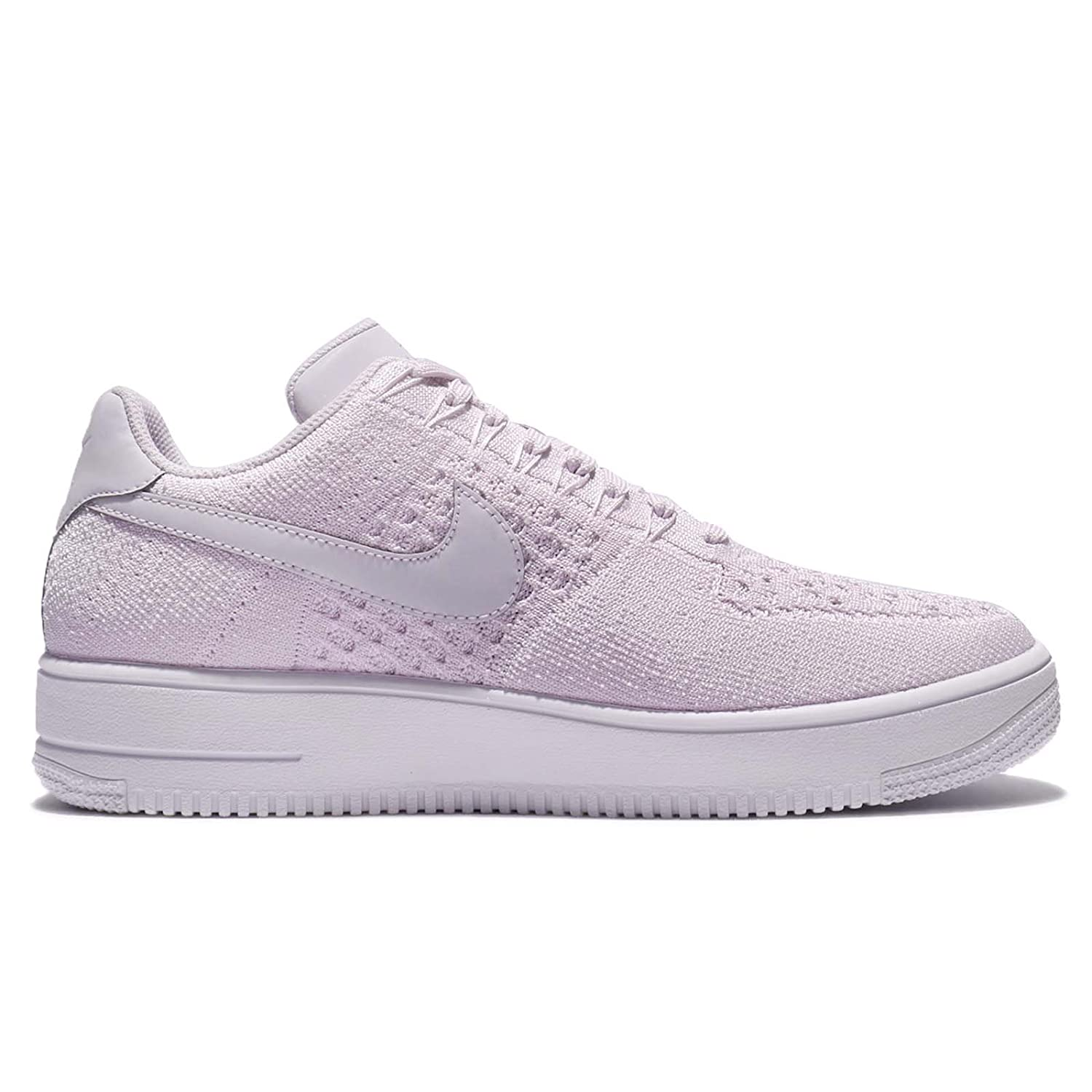 finest selection 1b138 d11f0 Nike Men s Air Force 1 Ultra Flyknit Low Shoes Light Violet  Buy Online at Low  Prices in India - Amazon.in