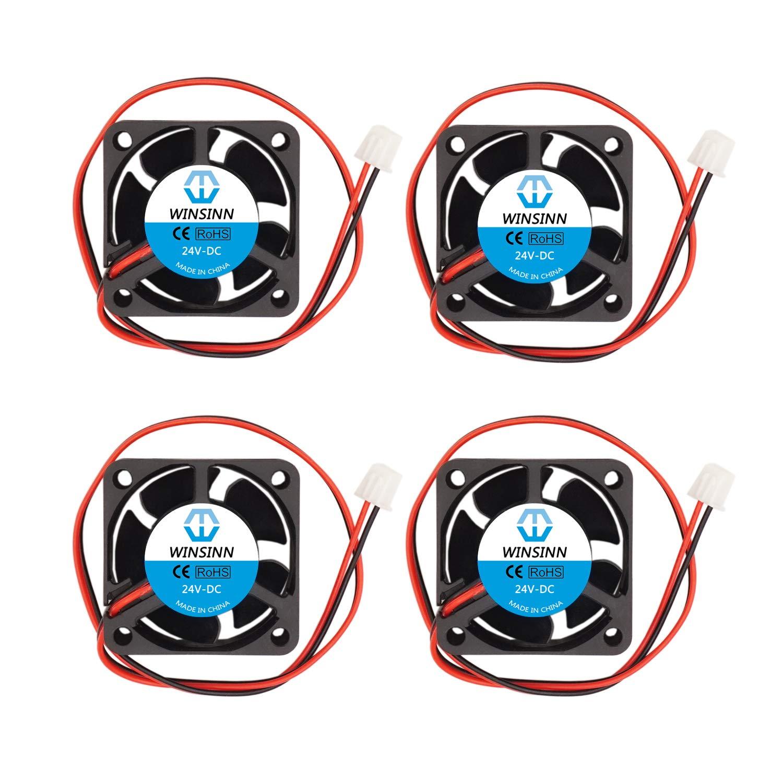 Winsinn 40mm Fan 24v Brushless 4020 40x20mm Para Cooling ...