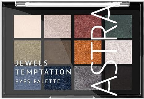 Astra Jewels Temptation Eye Palette 03: Amazon.it: Bellezza