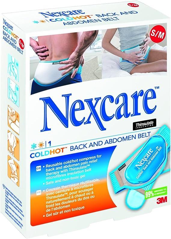 Nexcare 15711 S/M - Faja de abdomen y espalda: Amazon.es: Salud y cuidado personal